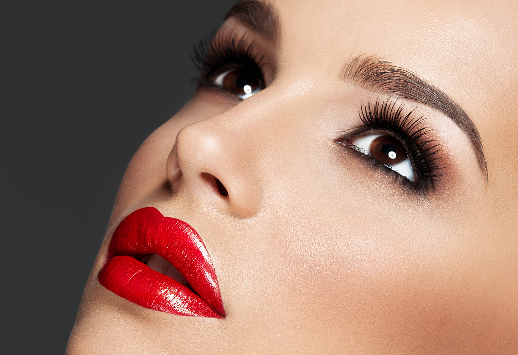 Make-Up, Wimpernwelle, Wimpern färben in Kempten